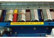 B85-100x15M-595-WT B-595 100 мм. Лента виниловая универсальная белая. Длина 15 м. (BBP85/Powermark)