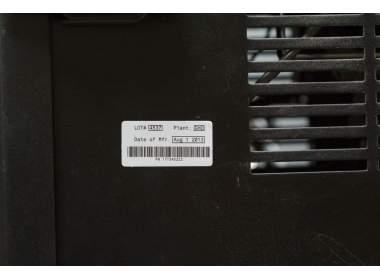 LAT-24-773-1 этикетки  (44.45ммх25.4мм) . Металлизированный полиэстер с ламинацией (+2мм по периметру).